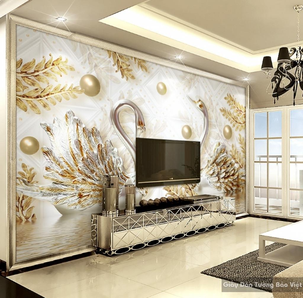 Giấy giấy dán tường đẹp 3D K15718678