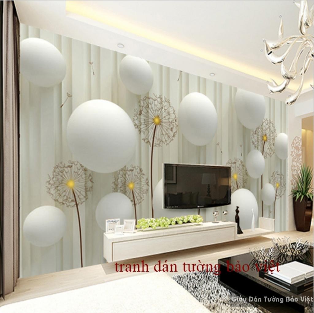Tranh dán tường 3D-012
