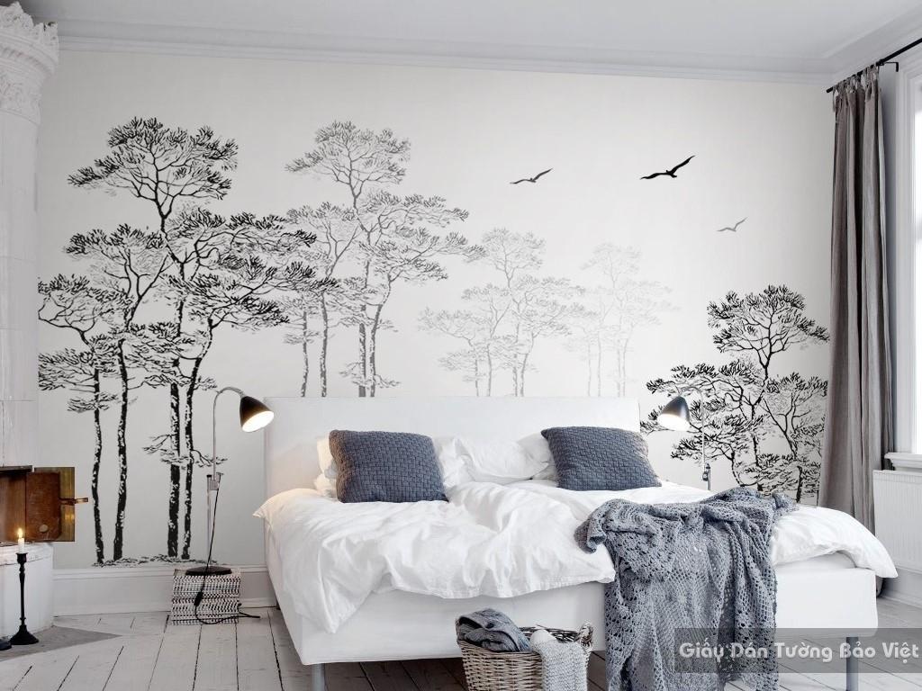 giấy dán tường cho phòng ngủ 15701921