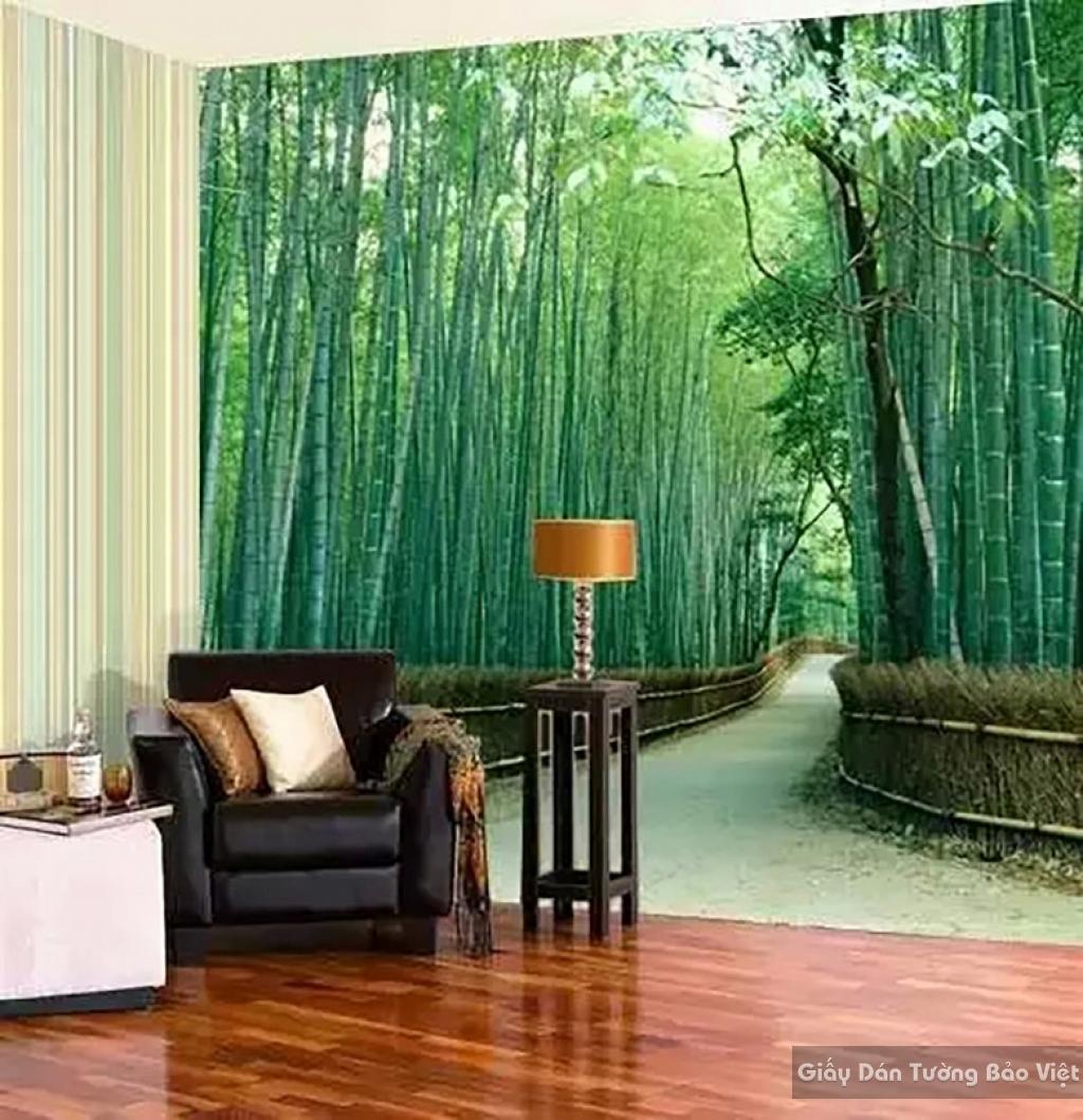 giấy dán tường phòng khách 13804362