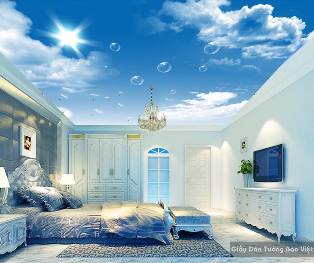 giấy dán tường phòng khách 13936713