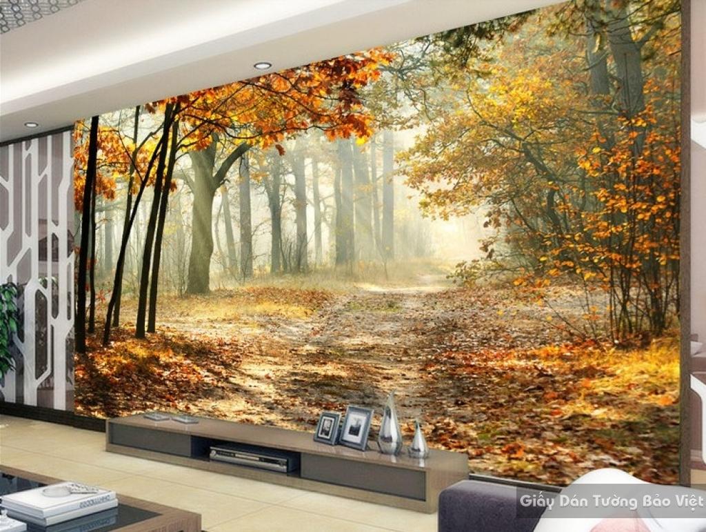 giấy dán tường phòng khách s109964576