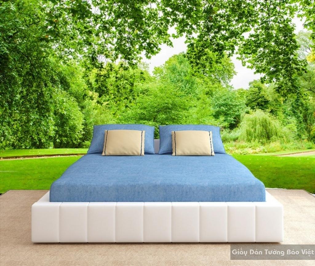 giấy dán tường phòng ngủ s159236951