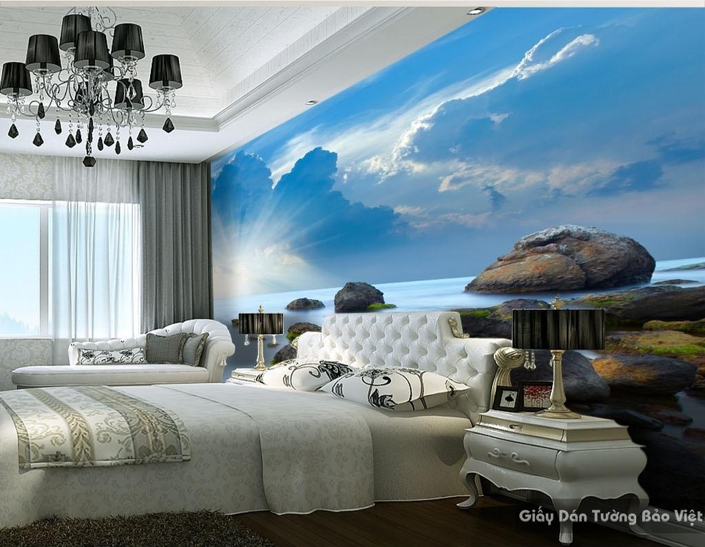 giấy dán tường phòng ngủ s75533263