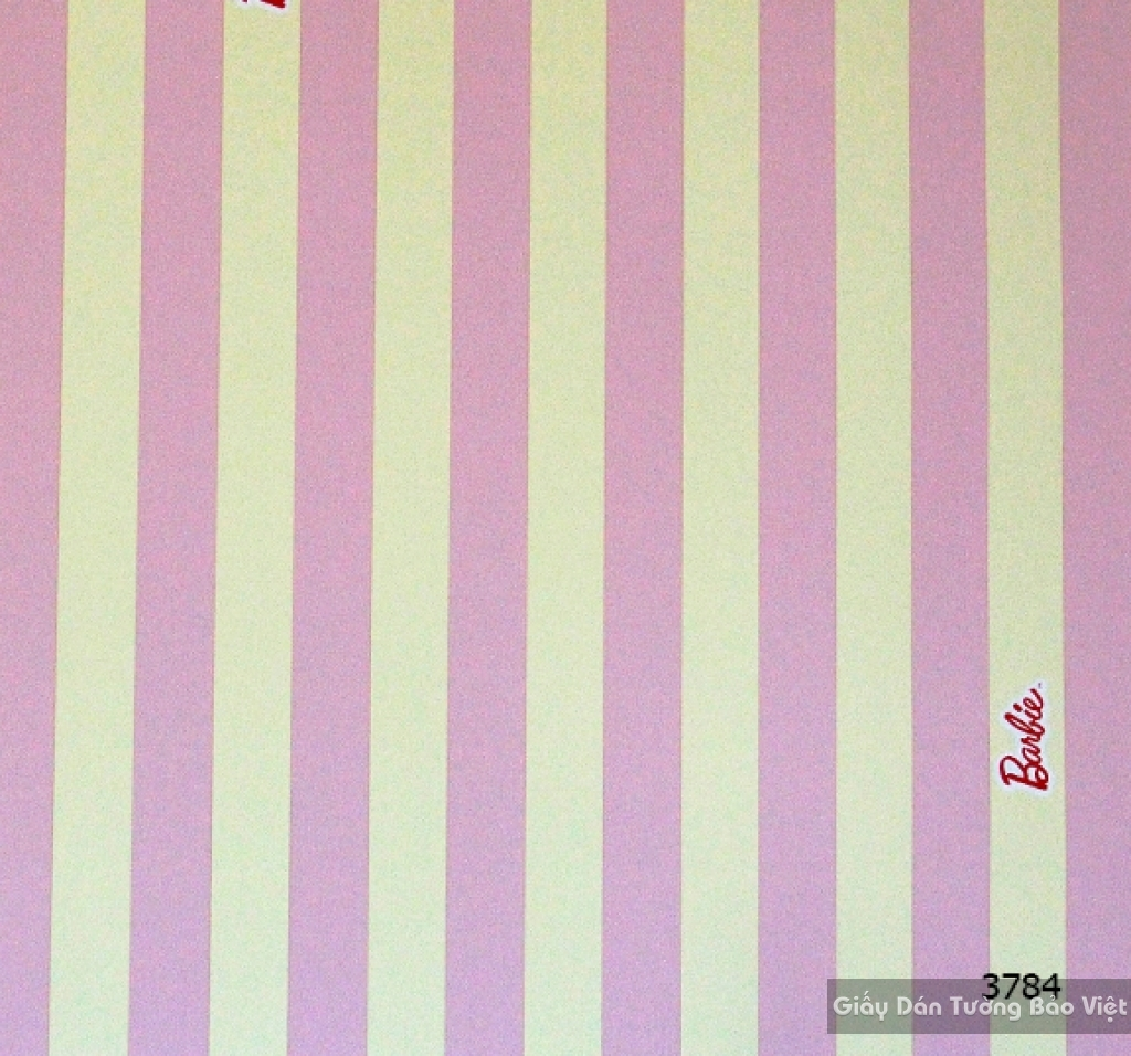 giấy dán tường trẻ em gái 3784