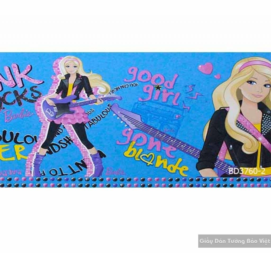 giấy dán tường trẻ em gái BD3760-2